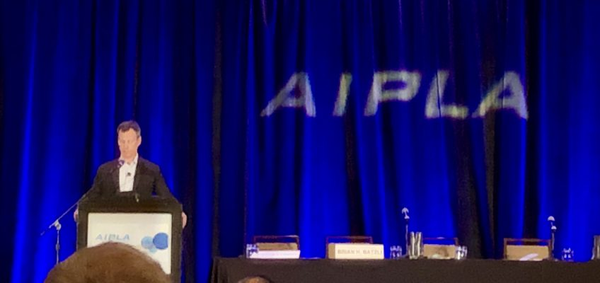 Dave Bourgeau Participates in AIPLA Mid-Winter Institute