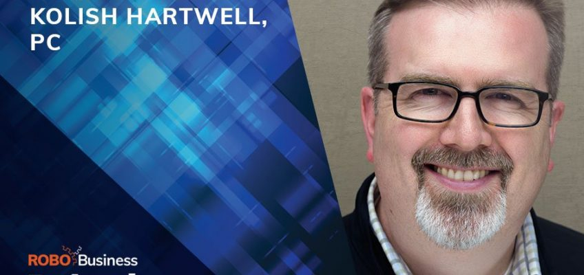 Dave Bourgeau To Be Co-Panelist At Robotics & AI Summit